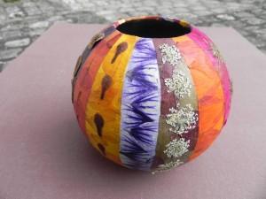 boule colorée