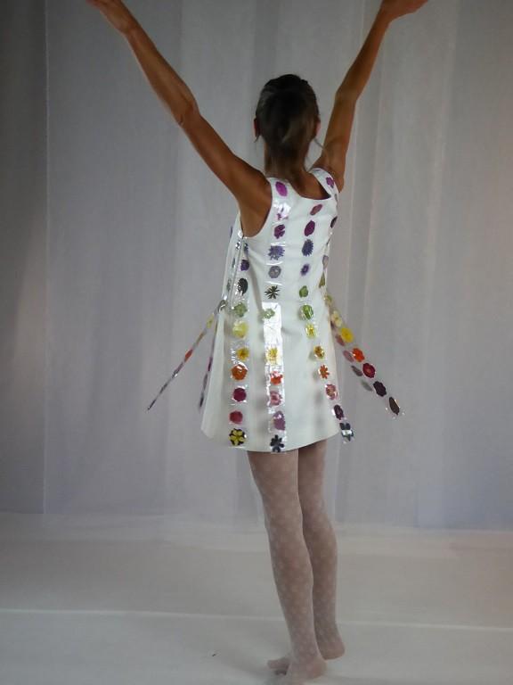 Sixties robe en mouvement