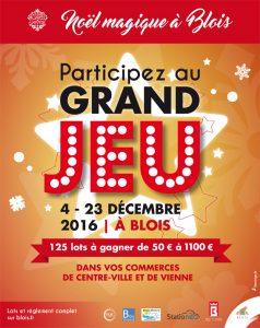 grand jeu ville de Blois