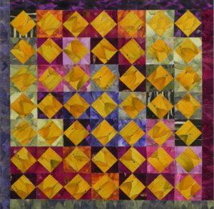 carrés jaunes